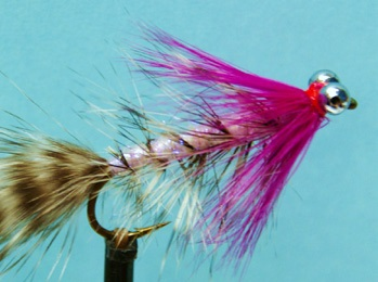 Salwater Streamer Magnus (Optic) #6