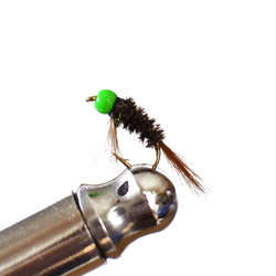 Hot Head Green Diawl Bacl