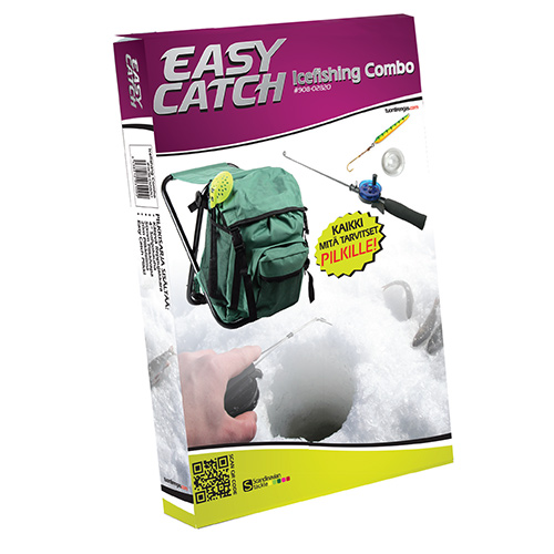 Easy Catch Icefishing Combo