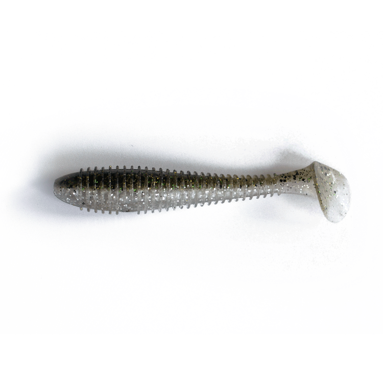 Keitech Fat Swing Impact, Silver Flash Minnow