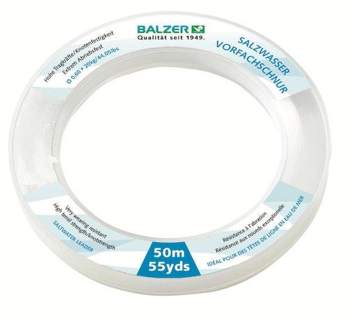 Tafsmaterial nylon för saltvatten 50 meter