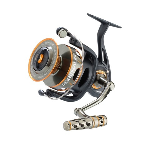 Adrenalin 7800 (saltvattentålig) The Big Fish Machine!