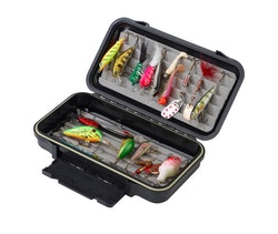 Lure/Jig  Box, Vattentät Ultra strong