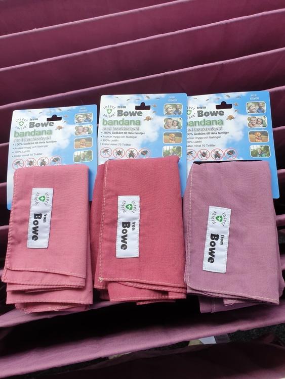 Insect Shield® Bandana även till hundar
