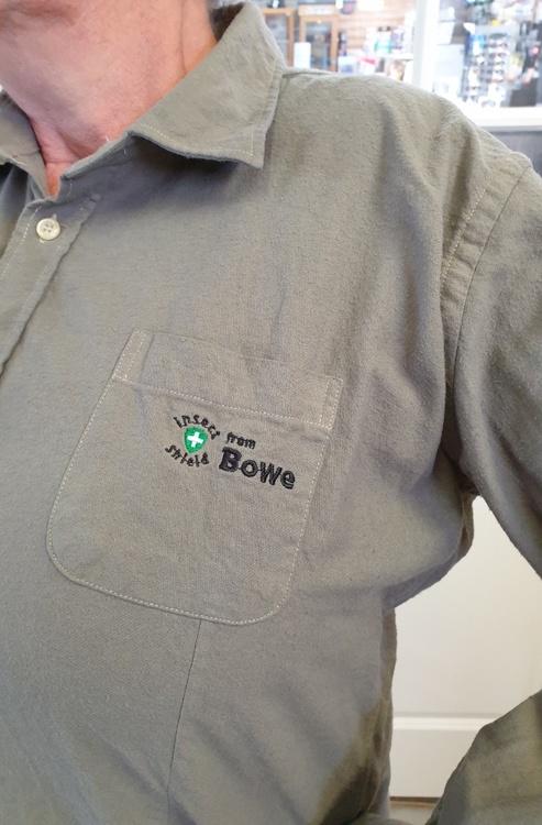 TAG 3 BETALA FÖR 2 Insect Shield® damskjorta (flera färger)