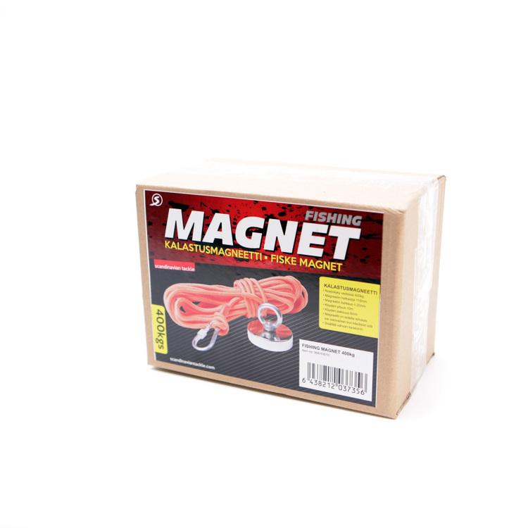 Fiskemagnet 116 mm / 400 kg
