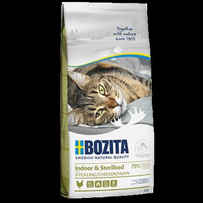 Bozita Indoor & sterilised Chicken