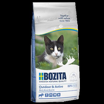 Bozita Feline Outdoor & Active Älg