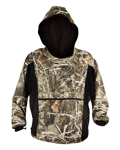 Insect Shield® Anorak, kamouflage
