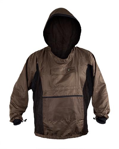 TAG 3 BETALA FÖR 2 Insect Shield® Anorak, mörkgrön