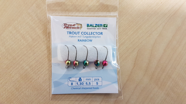 Trout Collector Krok 5-p stl 8