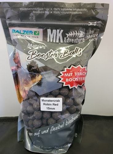 Bollies Booster balls MK Adventures 1 kg