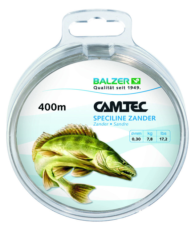 Camtec Speciline Zander/ Perch