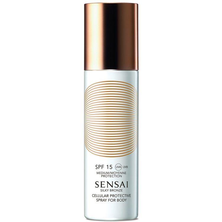 Sensai Silky Bronze Protective Spray for Body (SPF 15)150ml