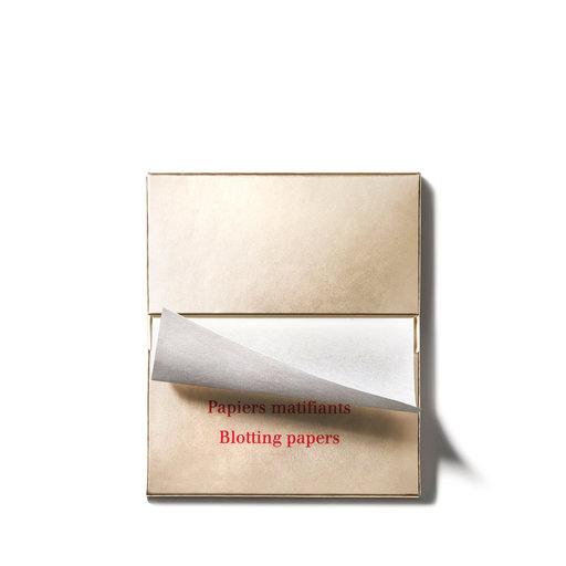 Clarins  Papiers Matifiant Kit Pores & Matite Refill
