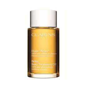 "Clarins ""relax"" Body Treatment Oil 100ml"