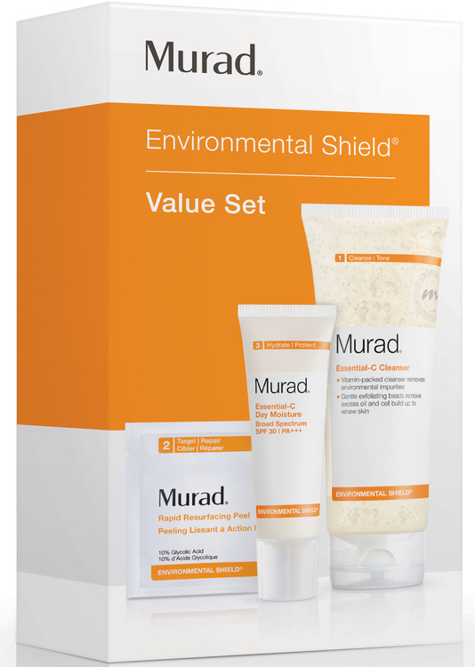 MURAD VALUE SET - ENVIRONMENTAL SHIELD
