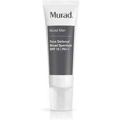 MURAD MAN FACE DEFENSE SPF 15 - 50 ML