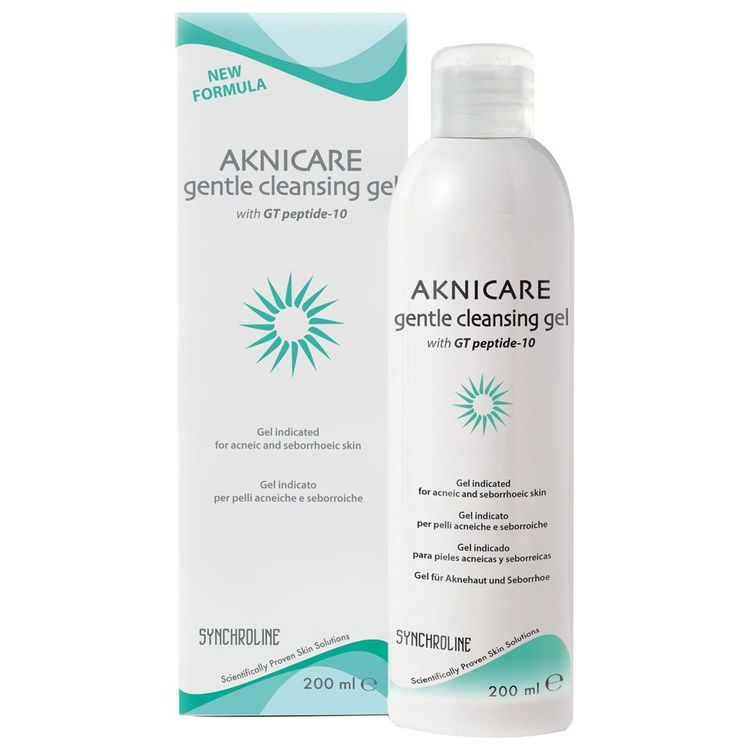 Synchroline AKNICARE Gentle Cleansing Gel 200ml