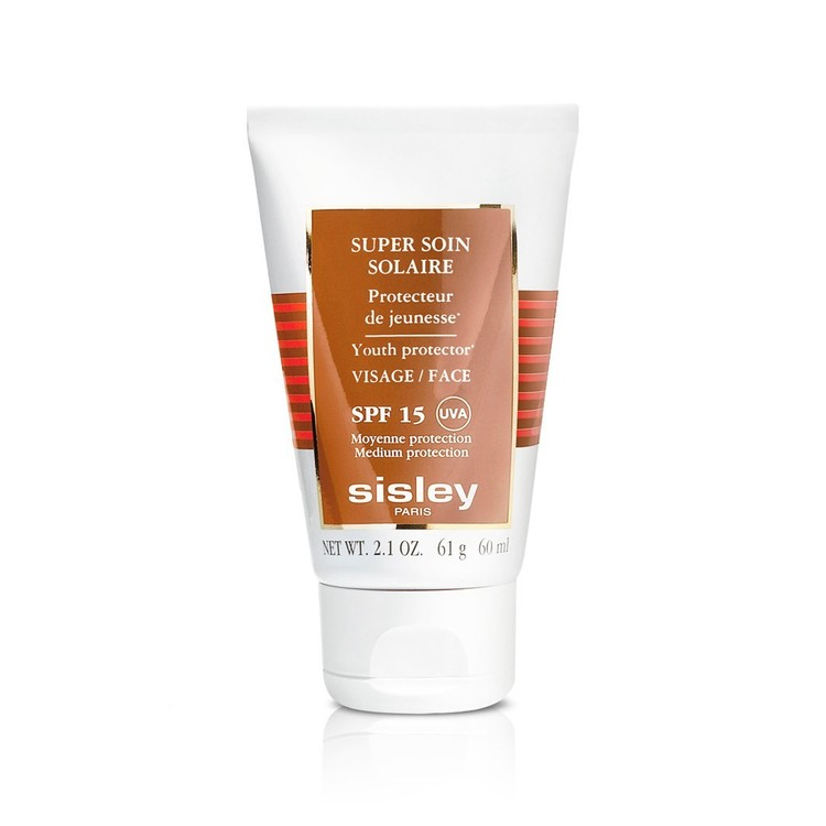SISLEY SUPER SOIN SOLAIRE VISAGE SPF15 - 60 ML