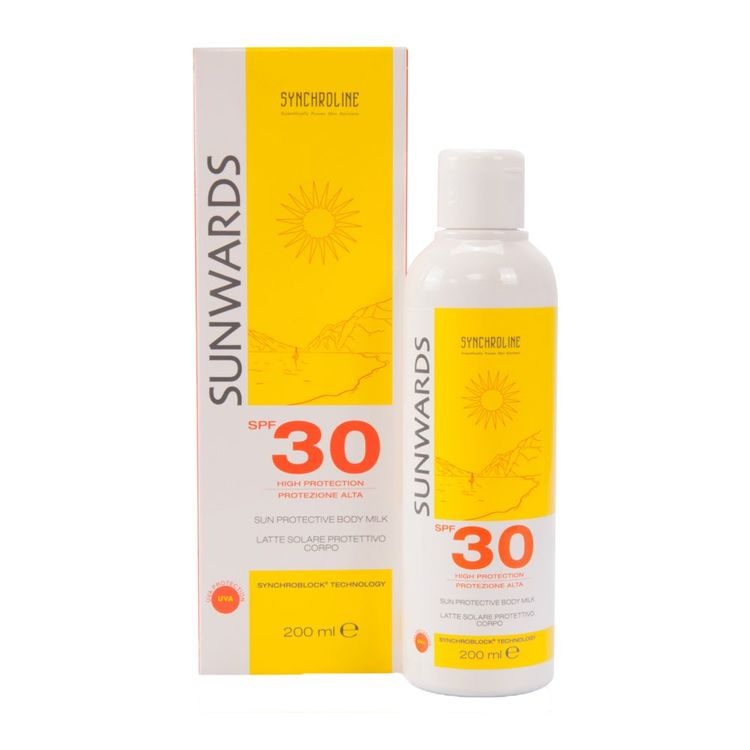 Synchroline SUNWARDS Body Milk SPF 30 200ml