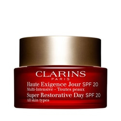 Clarins Super Restorativ Day Cream Spf 20 50ml