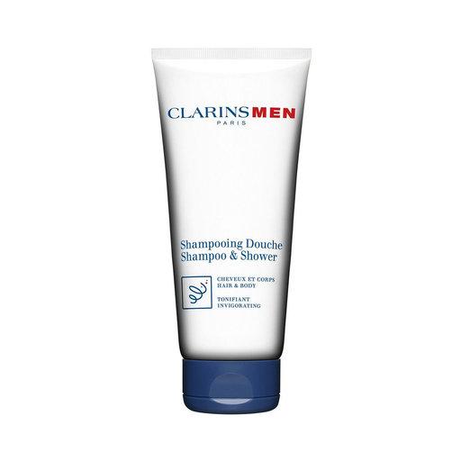 Clarins for Men  Shampoo & Shower, 200 ml