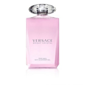 Versace Bright Crystal Bath & Shower Gel 200 ml