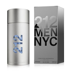 CH 212 MEN Eau de Toilette spray 100 ml