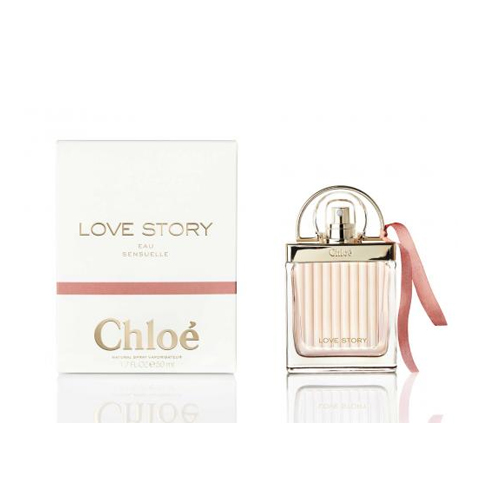 LOVE STORY Eau Sensuelle Eau de Parfum Spray