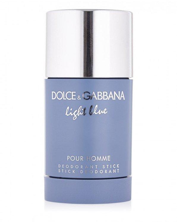 Dolce & Gabbana Light Blue Pour Homme Deo Stick 75 ml