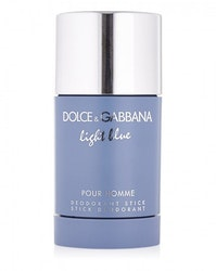 Dolce & Gabbana Light Blue Pour Homme Deo Stick 75 ml