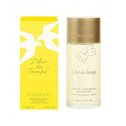 L' AIR du TEMPS Deodorant Spray 100ml