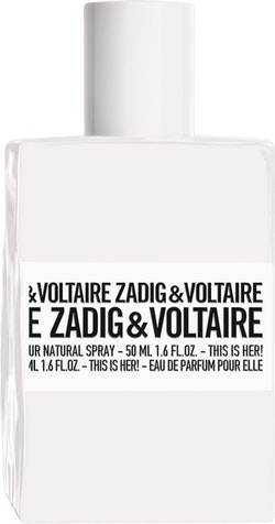 THIS IS HER Eau de Parfum 30ml