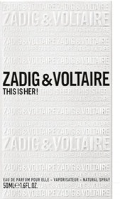 Zadig & Voltaire - THIS IS HER Eau de Parfum