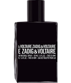 Zadig & Voltaire - THIS IS HIM Eau de Toilette