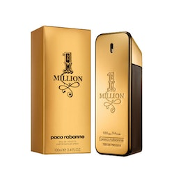 1MILLION Eau de Toilette spray 100ml