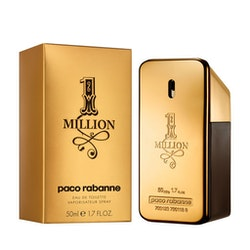 1MILLION Eau de Toilette spray 50ml