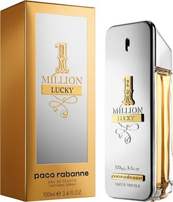1MILLION LUCKY - Eau de Toilette spray 100ml