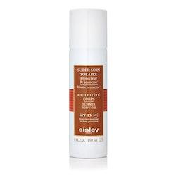 Sisley - Super Soin Solaire Huile Corps SPF15 - Body Sun Oil