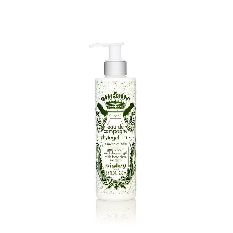 Sisley - Eeu de Campagne - Gentle bath and shower gel