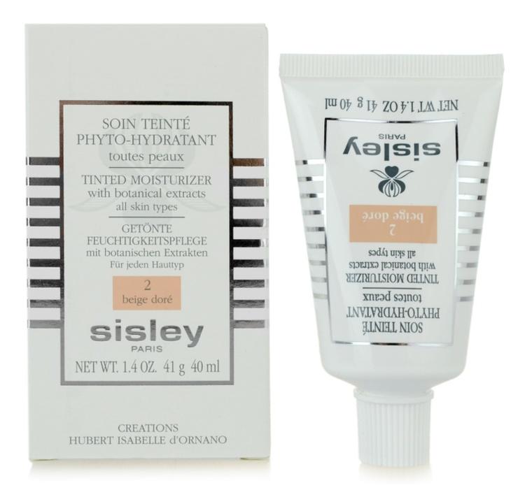 Sisley - Soin Teinté Phyto-Hydratant - Tinted Moisturizer