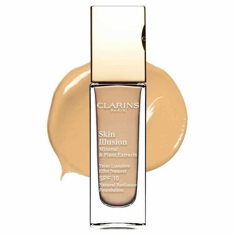Clarins - Skin Illusion Spf 10