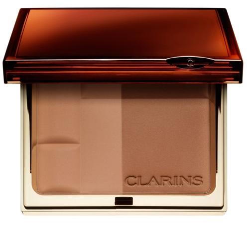 Clarins - Bronzing Duo Mineral Bronzing Powder Spf 15