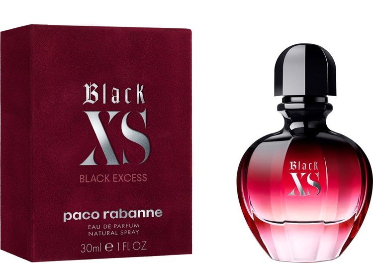 Paco Rabanne - BLACKXS FOR HER Eau de Parfum spray