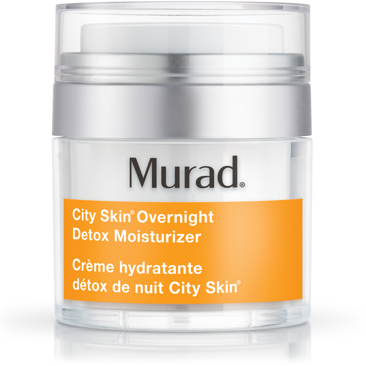 Murad Environmental Shield City Skin Overnight Detox Moisturizer 50 ml