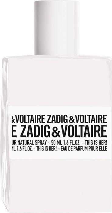 Zadig & Voltaire - THIS IS HER Eau de Parfum