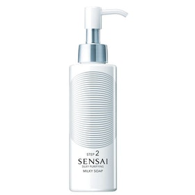 Sensai - Silky Purifying Milky Soap