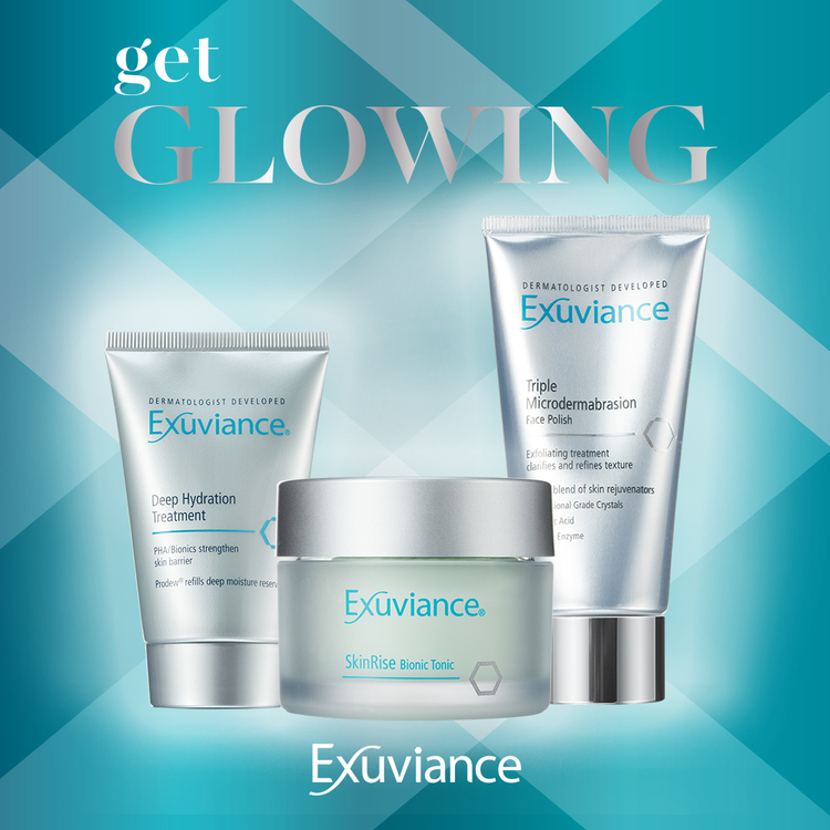 Exuviance Get Glowing Kit