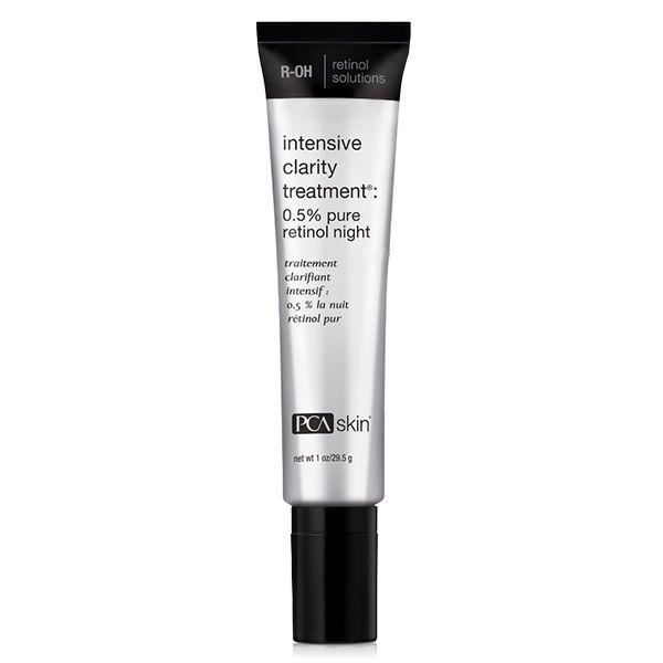 PCA Skin Intensive Clarity Treatment: 0.5% Pure Retinol Night